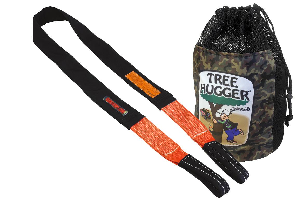 baumankergurt bubba rope, tree hugger, offroad euqipment,