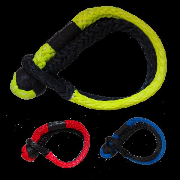 Mega Gator Jaw Pro Produktfoto Softschäkel, Schäkel, Bubbarope